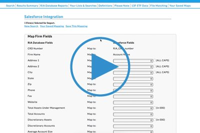 Play SalesForce intergration video