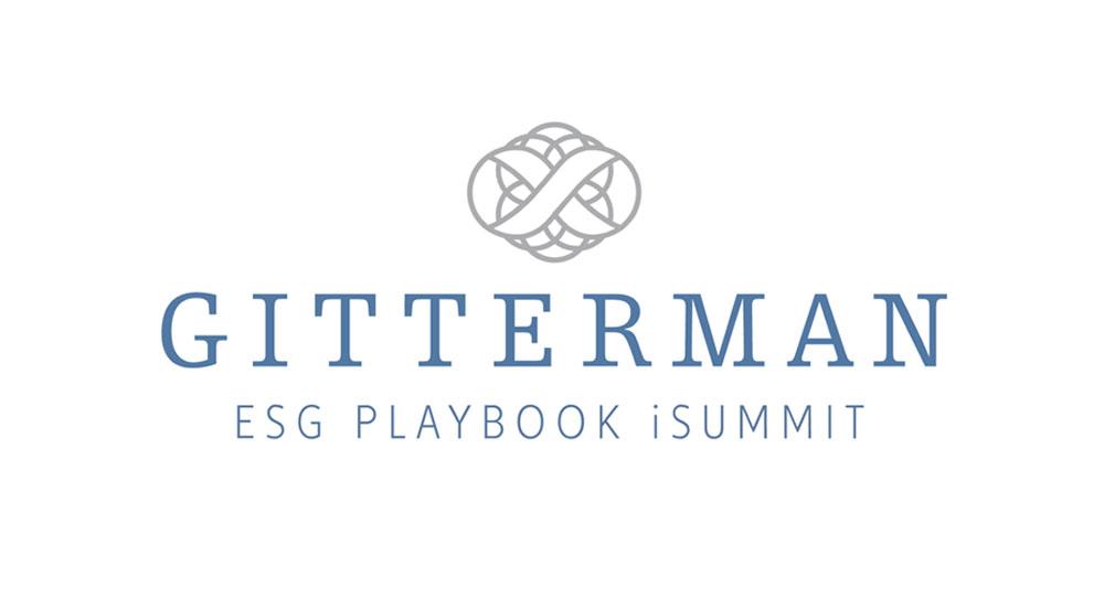 Gitterman ESG Playbook iSummit